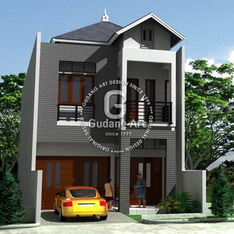 Bangun Rumah Tropis Modern