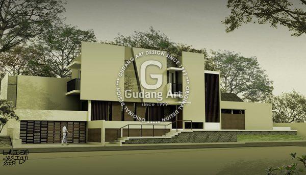 Jasa Gambar Rumah, Arsitek Rumah Tinggal Jogjakarta