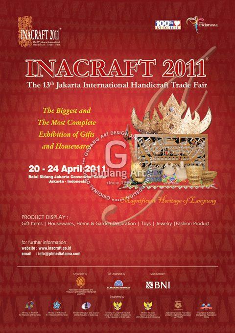 INFO PAMERAN INACRAFT 2011