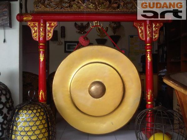 Gong perunggu, kuningan, besi