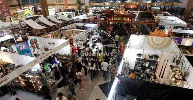 Event International Handicraft - Pameran INACRAFT 2012