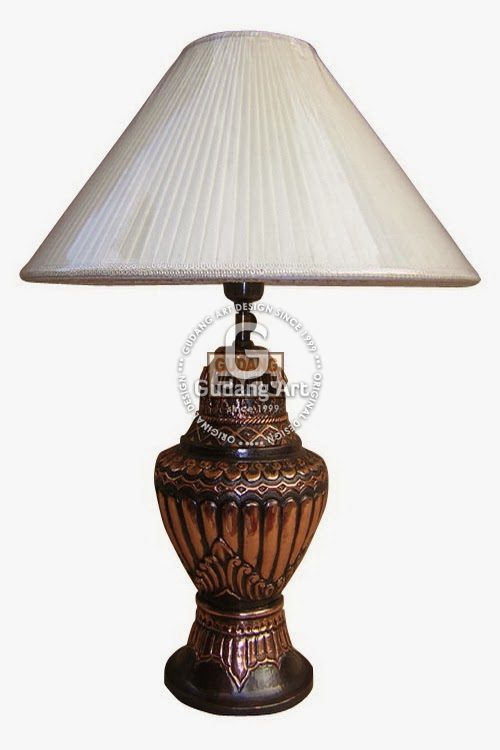 Lampu Meja Dari Tembaga - Table Lamps
