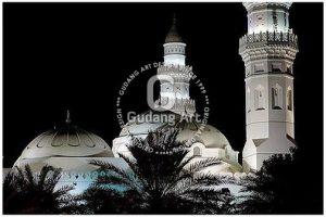 Quba Mosque - Masjid Pertama Di Bangun Rasulullah SAW