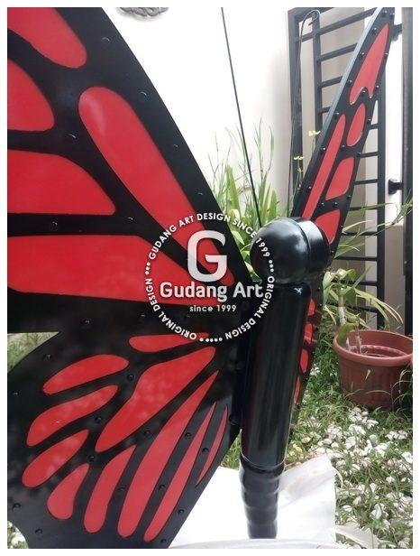 Butterfly Sculpture Home Design Ideas - Patung Kupu-kupu