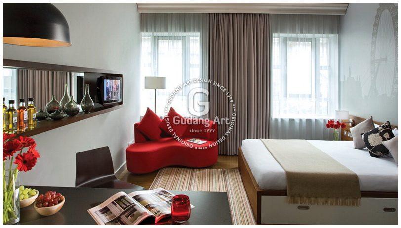 Konsep Interior Minimalis Di Apartemen Mungil