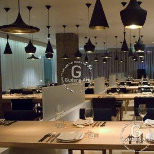 Lampu Gantung Custom Untuk Restoran dan Hotel