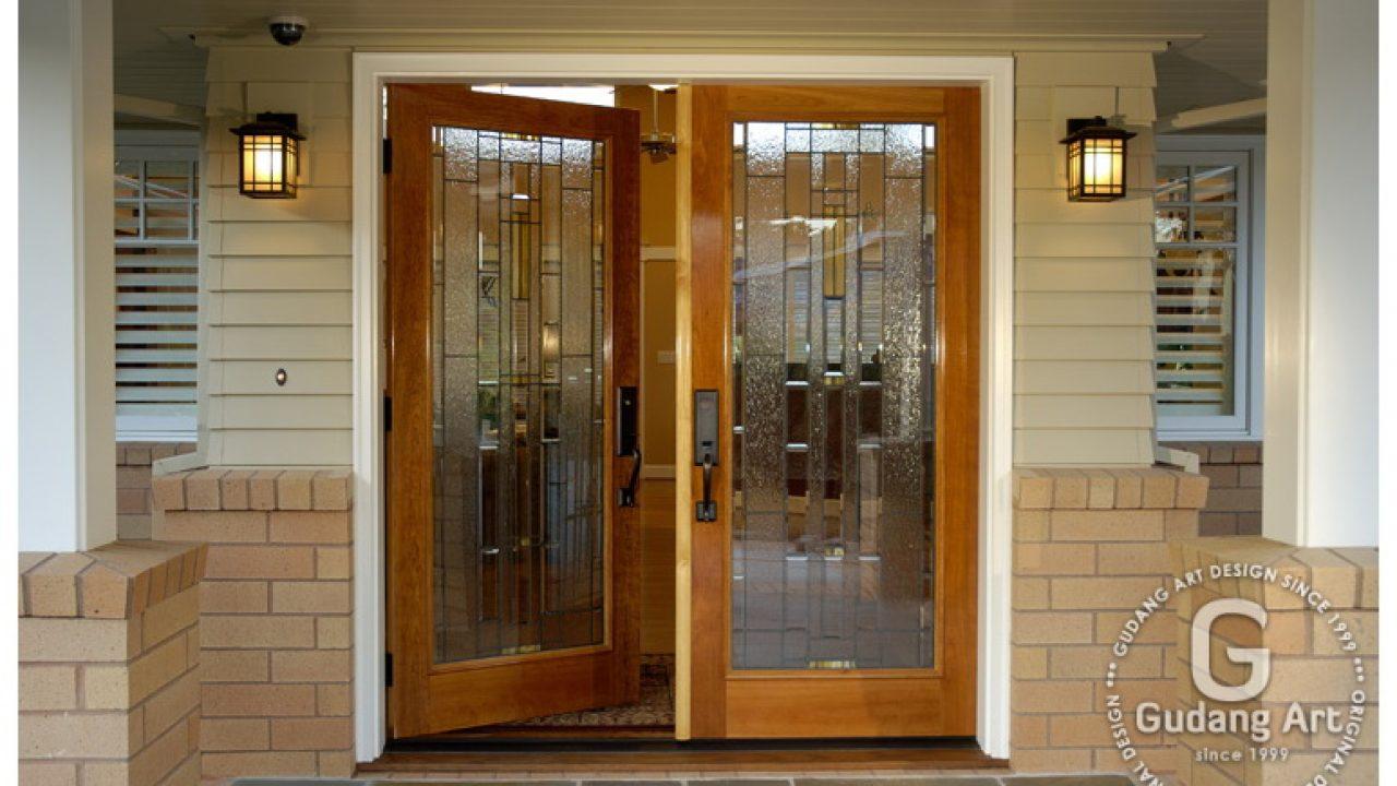 Standar Ukuran Tinggi Dan Lebar Pintu Utama Ideal Gudang Art Design