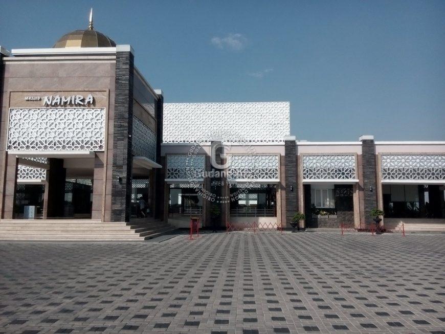 Penggunaan Pagar Masjid Cor Aluminium Untuk Keamanan Masjid