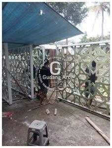 Pengrajin Aluminium Ternama dan Berkualitas di Jogja