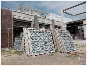 Penyedia Ornamen Islami Masjid Aluminium Terlaris