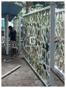Penyedia Railing Masjid Aluminium Ternama Kualitas Terbaik