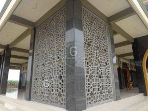 Produsen Ornamen Masjid Cor Aluminium Terkemuka Dan Ternama Di Indonesia