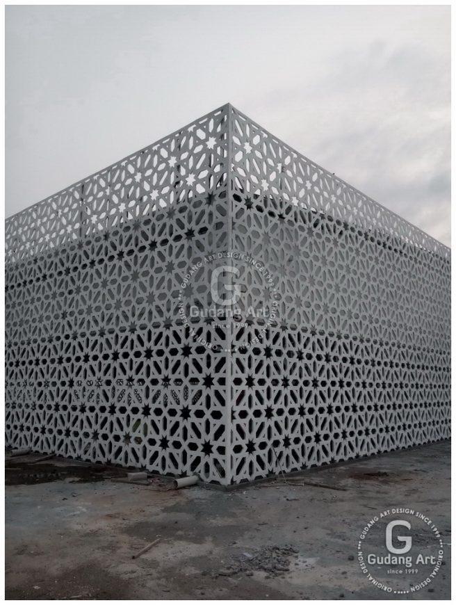 Produsen Pagar Masjid Cor Aluminium Paling Terpercaya Dan Terlaris
