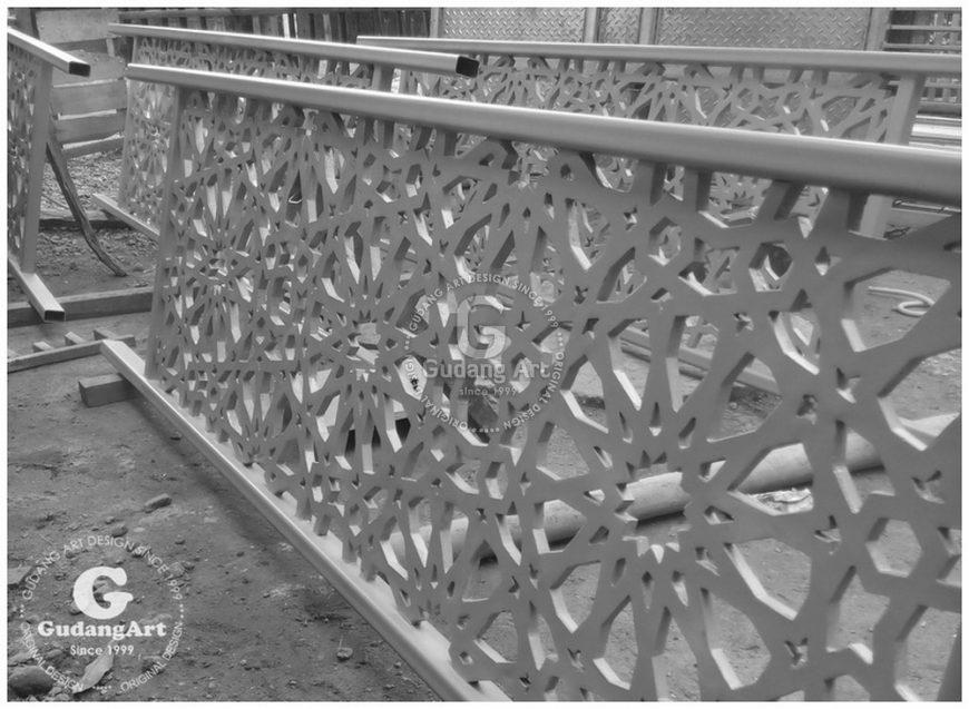Produsen Pagar Masjid Cor Aluminium Terbaik Di Indonesia