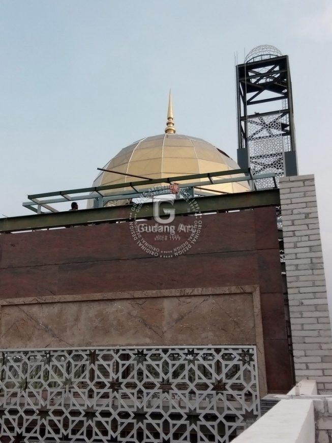 Daftar Harga Pagar Masjid Aluminium Termurah Dan Terlengkap
