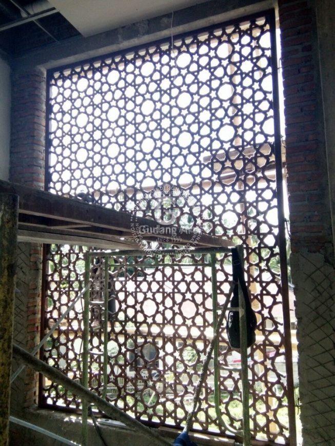 Harga Tralis Cor Aluminium Berkualitas Gudang Art