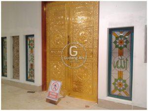 Kemajuan Masjid Raya Baitul Makmur Kotamobagu