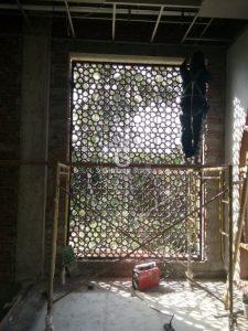 Pagar Masjid Cor Aluminium Yang Memiliki Kualitas Tinggi