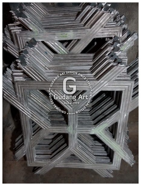 Pengaplikasian Railing Masjid Aluminium Dengan Motif Yang Bagus Dan Cocok
