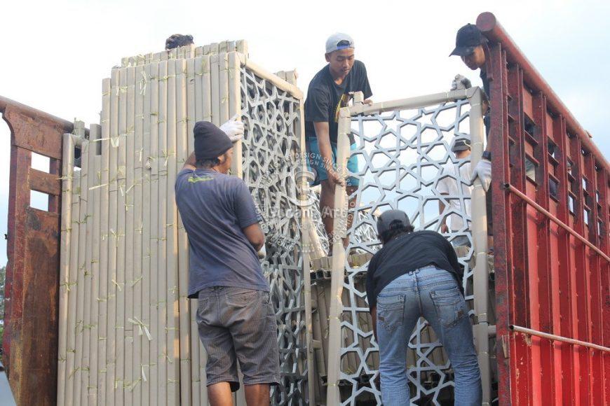 Pengrajin Logam Cor Aluminium Lokal Berkualitas