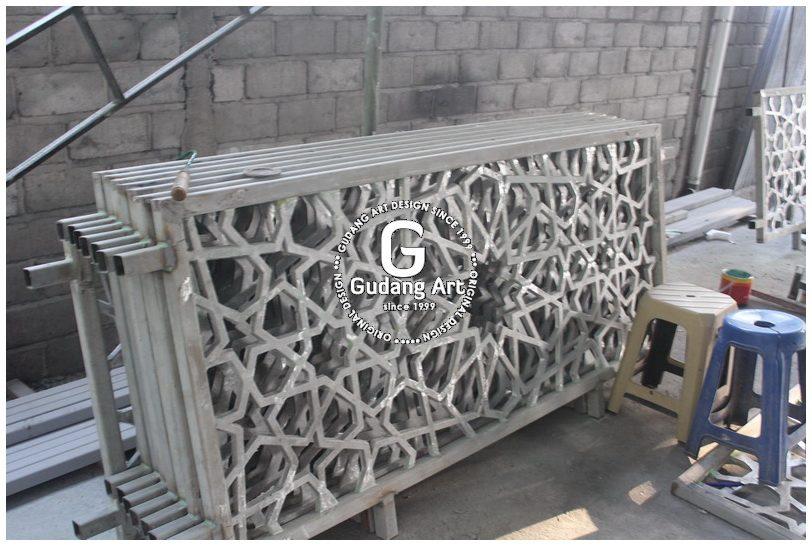 Pengrajin Sekaligus Produsen Railing Masjid Aluminium Terbaik