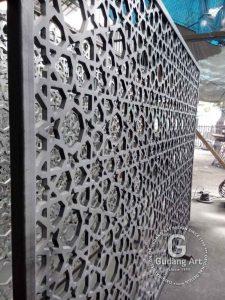 Teknik Pembuatan Ornamen Pagar Dan Teralis Masjid Berkualitas