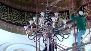 Daftar Harga Lampu Hias Gantung Untuk Masjid Murah Dan Terpercaya
