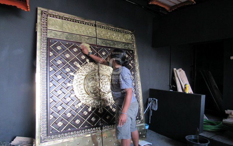 Pengrajin Pintu Masjid Nabawi Terbaik Di Indonesia