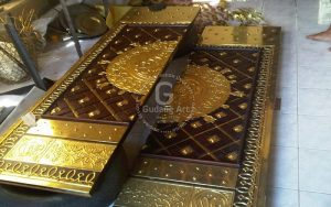 Produsen Motif Pintu Masjid Nabawi Terbaik