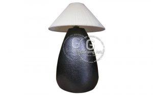 Contoh Koleksi Lampu Meja Tembaga Kuningan Simple Minimalis