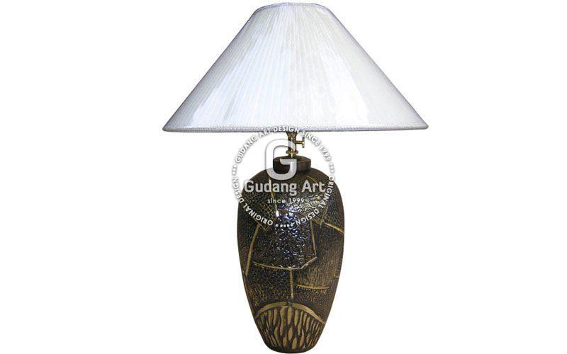 Lampu Meja Tembaga Kuningan6