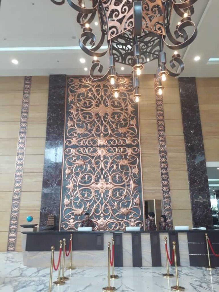 Kerajinan Tembaga M Bahalap Hotel Palangkaraya 3