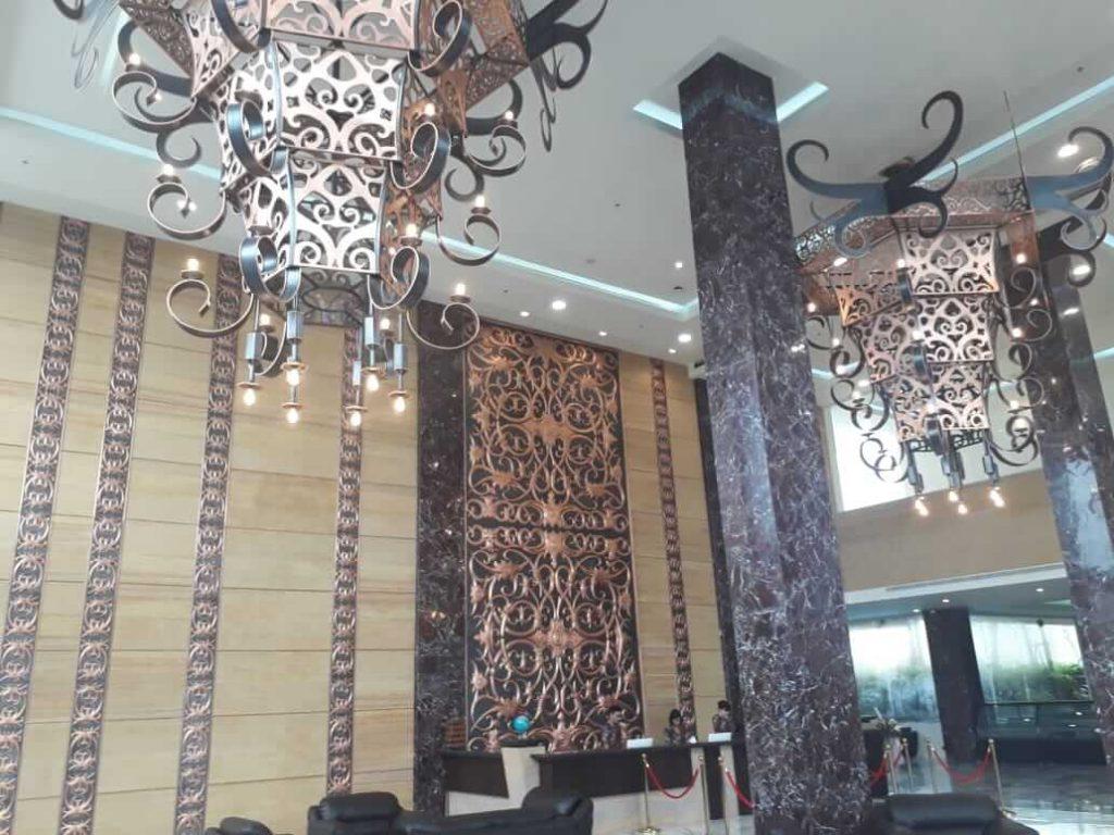 Kerajinan Tembaga M Bahalap Hotel Palangkaraya 4