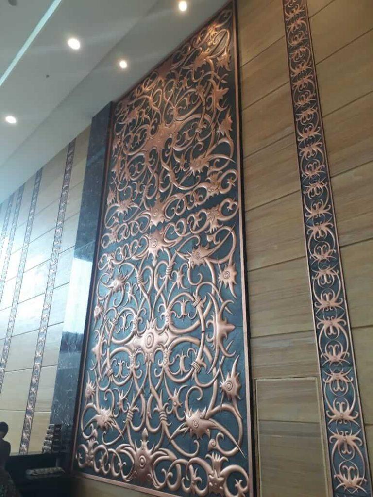 Kerajinan Tembaga M Bahalap Hotel Palangkaraya 6